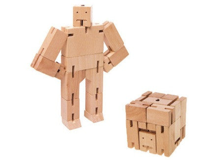 Cubebot - Natural