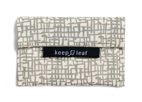 Keep Leaf - Reusable Baggie Small, Mesh