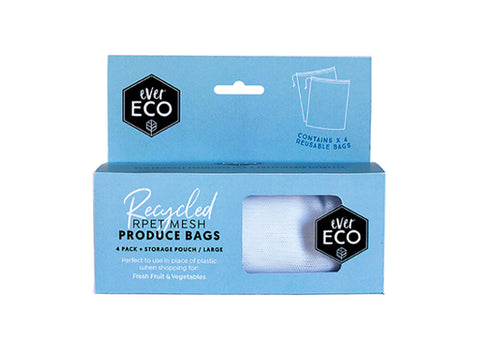 Ever Eco - Reusable Produce Bags, RPET Mesh