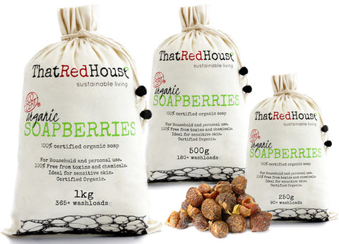 That Red House - Organic Soapberries