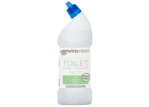 EnviroClean - Toilet Bowl Cleaner 600ml