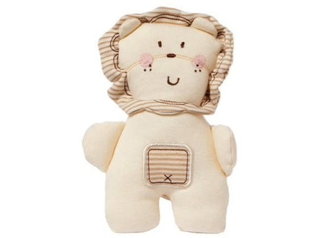 The Bamboo Design - Organic Cotton Toy Lion