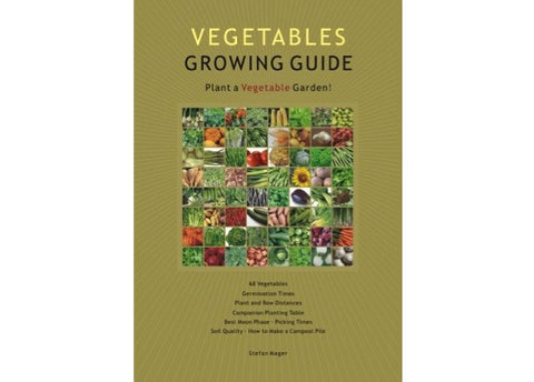 Aracaria Guides - Vegetables Growing Guide
