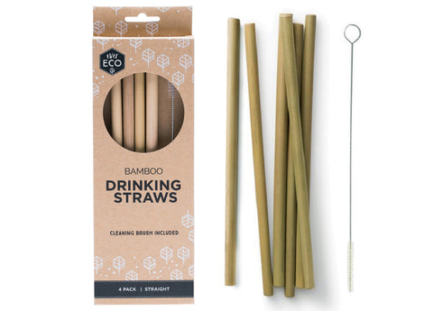Ever Eco - Bamboo Drinking Straws