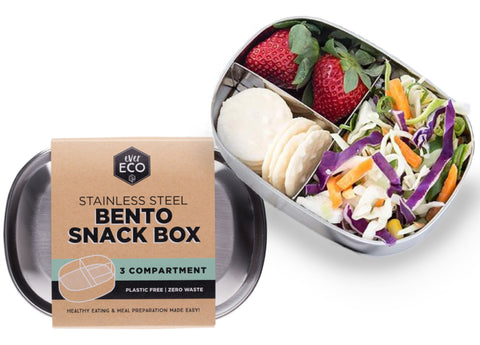 Ever Eco - Bento Snack Box, 580ml