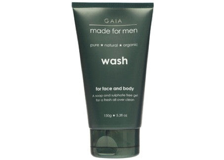 Gaia Made for Men - Face and Body Wash 150g