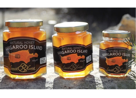 Living Honey - Kangaroo Island Liquid Gold Honey