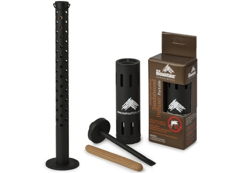 New Mountain - Anti-Mozzie Sandalwood Diffusers