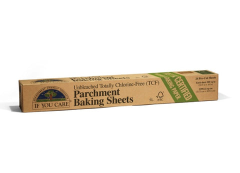 If You Care - Parchment Baking Paper 24 Sheets