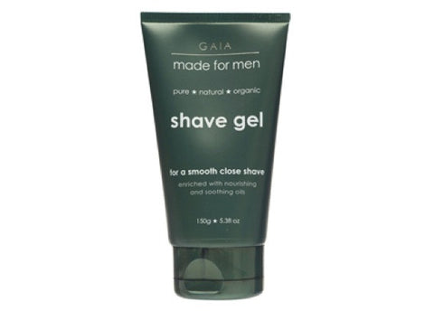 Gaia Made for Men - Shave Gel 150g