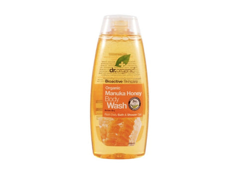 Dr. Organic - Body Wash Manuka Honey 250ml