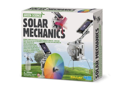 Green Science - Solar Mechanics