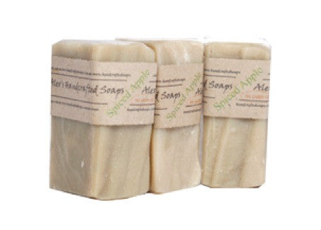 Alex's Handcrafted Soaps - Spiced Apple