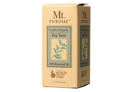 Mt Retour - Essential Oil Tea Tree 10ml