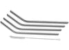 Ever Eco - Stainless Steel Straws, Bent