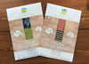 The Family Hub Organics - Vegan Food Wraps, Starter Set
