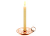 Queen B Beeswax Candles - Wee Willie Winkie Candle Holder, Copper