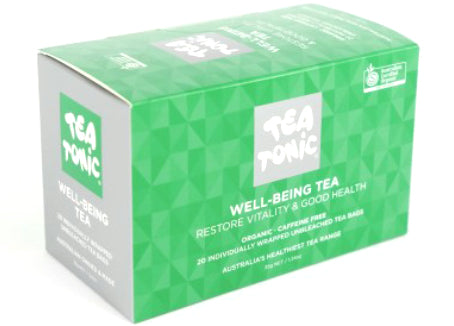 Tea Tonic - Well-Being Tea, 20 Tea bags
