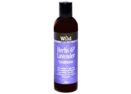 Wild - Conditioner Herbs and Lavender 250ml