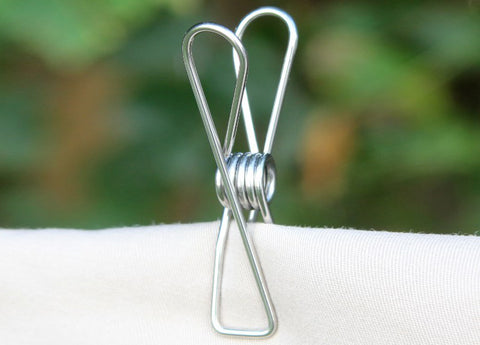 Wire Pegs - Stainless Steel, Regular