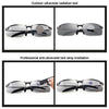Discolored Polarized Sunglasses - leitemall