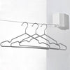 Telescopic Stainless String Invisible Clothesline - leitemall