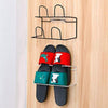 Multilayer Wall Receives Shoe Rack - leitemall