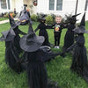Halloween Light-Up Witches