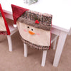 Christmas Chair Cover - leitemall