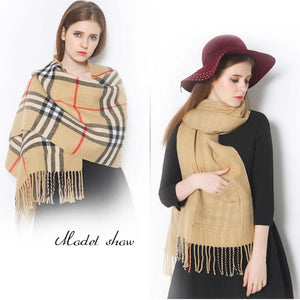 Pocket Shawl(Buy it with the headband FREE SHIPPING) - leitemall