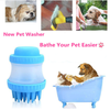 Pet Bathing Massage Brush - leitemall
