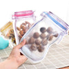 (Christmas promotion-50% OFF)Mason Bottles Self-Sealing Bag (5Pcs) - leitemall