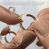 Retractable Earrings - leitemall