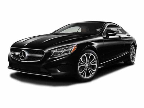Mercedes Benz S550 Coupe