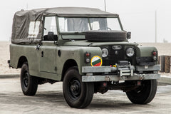 1965 Land Rover 109 3-Door Pickup