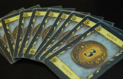 Card sleeves for Dominion