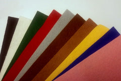 100% Wool Felt Sheets - TrueFelt