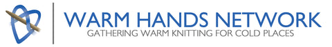 Warm Hands Network - Gathering warm knitting for cold places