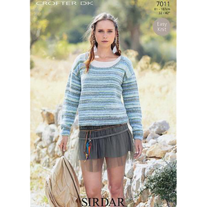Sirdar Leaflets - Adults