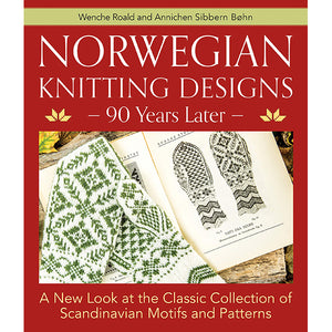Norwegian Knitting Designs - 90 Years Later