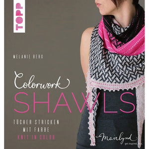 Colorwork Shawls by Melanie Berg