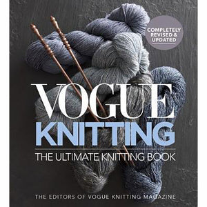 Vogue Ultimate Knitting Book