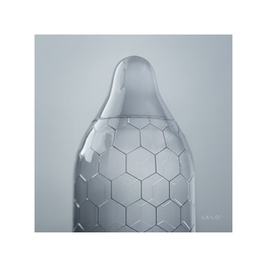 Lelo Hex Condoms - Regular