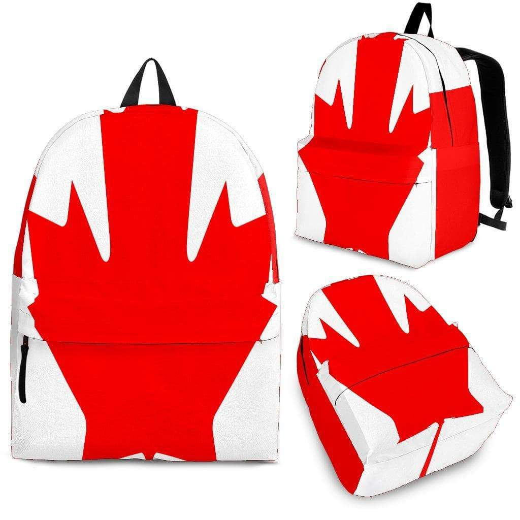 SportsChest Backpack - Black - Canada Backpack / Adult (Ages 13+) Canada Backpack