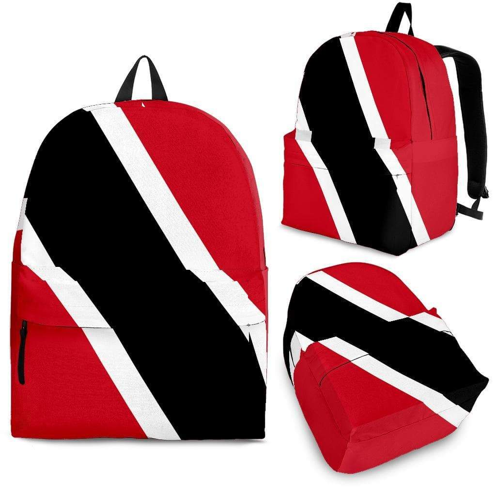 SportsChest - Black - Trinidad and Tobago Backpack
