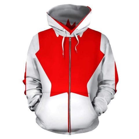Image of SportsChest Canada Zip Up Hoodie