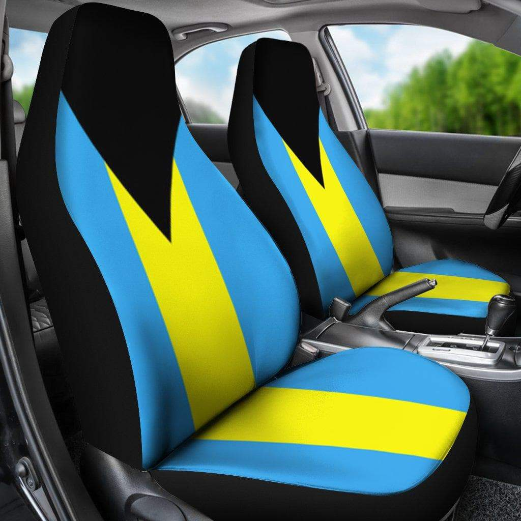 SportsChest Car Seat Covers - Bahamas Car Seat Cover / Universal Fit Bahamas Car Seat Cover