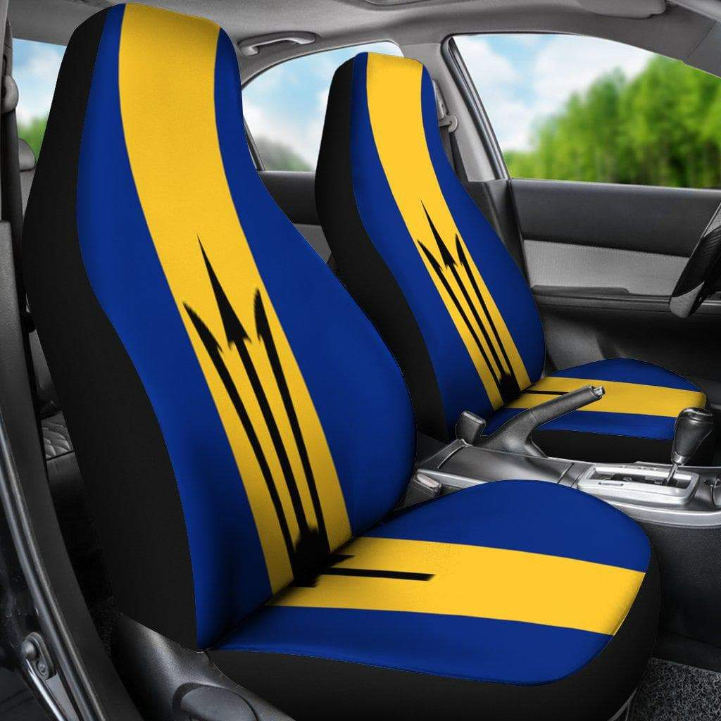 SportsChest Car Seat Covers - Barbados Car Seat Cover / Universal Fit Barbados Car Seat Cover