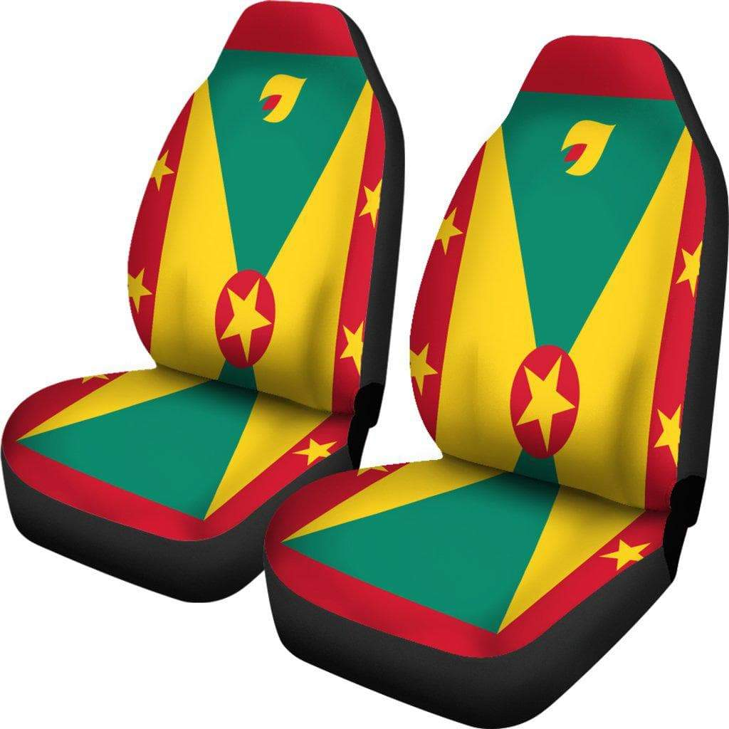 SportsChest Car Seat Covers - Grenada Car Seat Cover / Universal Fit Grenada Car Seat Cover