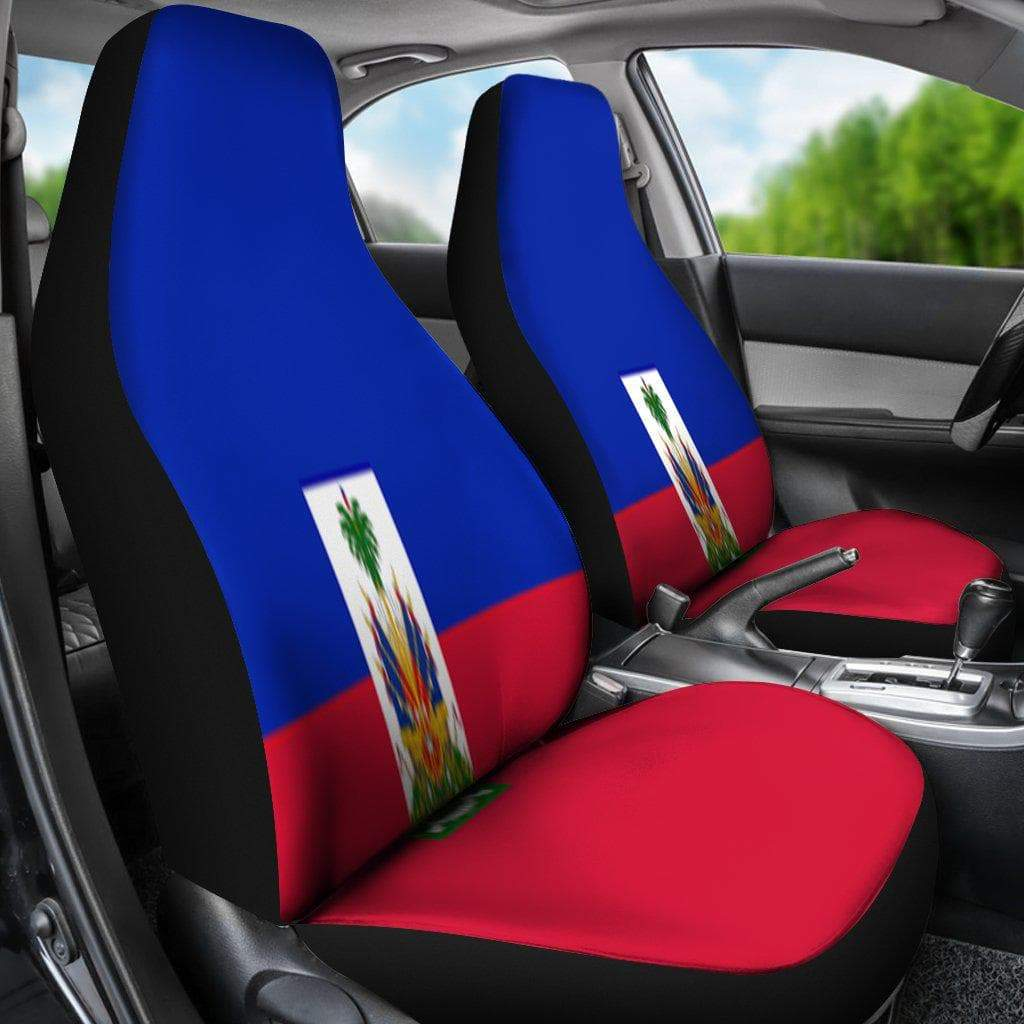 SportsChest Car Seat Covers - Haiti Car Seat Cover / Universal Fit Haiti Car Seat Cover